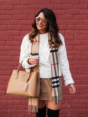Incredible Holiday Style Christmas Outfit Ideas33