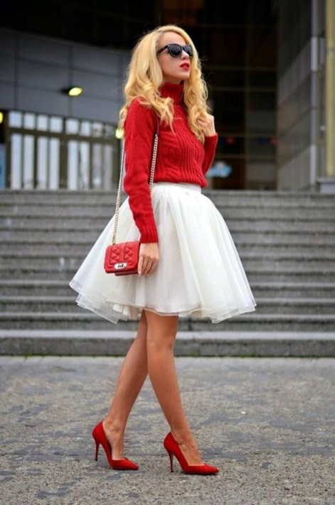 Incredible Holiday Style Christmas Outfit Ideas42