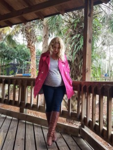 Lovely Maternity Winter Outfits Ideas39