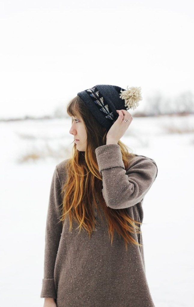 Minimalist Diy Winter Hat Ideas01