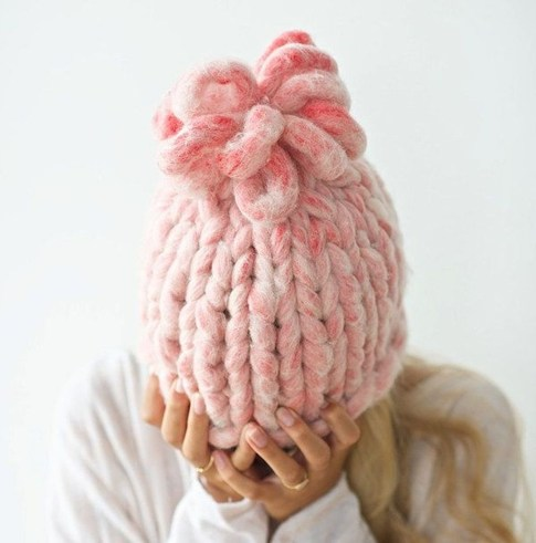 Minimalist Diy Winter Hat Ideas02