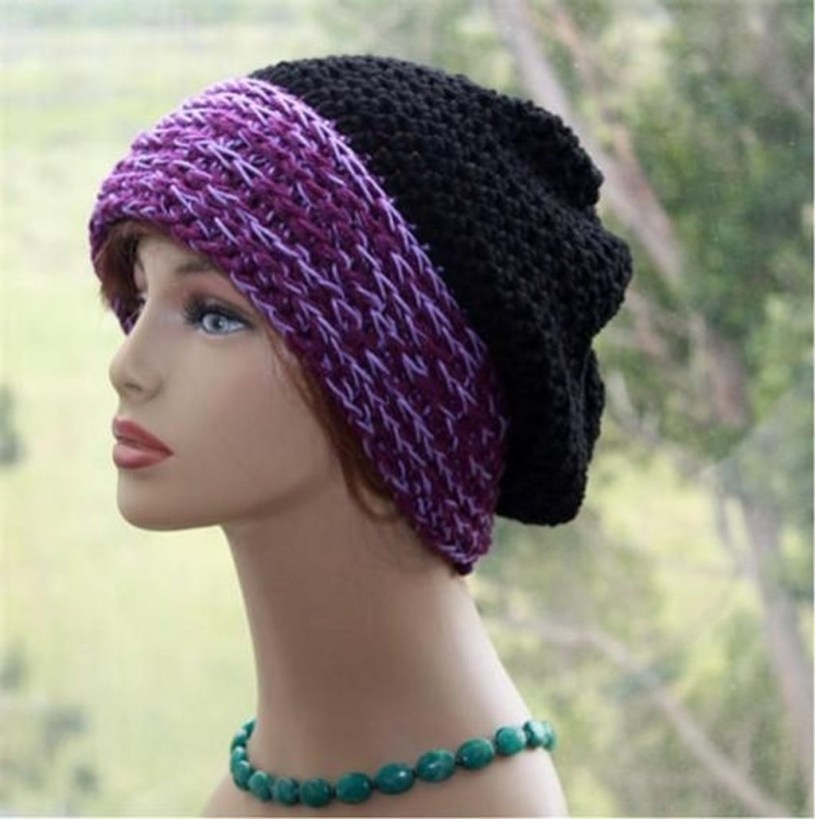 Minimalist Diy Winter Hat Ideas09