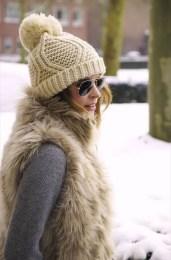Minimalist Diy Winter Hat Ideas31