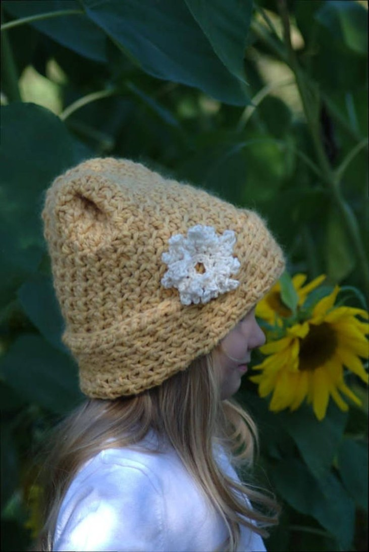 Minimalist Diy Winter Hat Ideas36