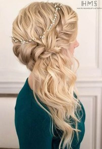 Popular Christmas Half Updos Ideas04