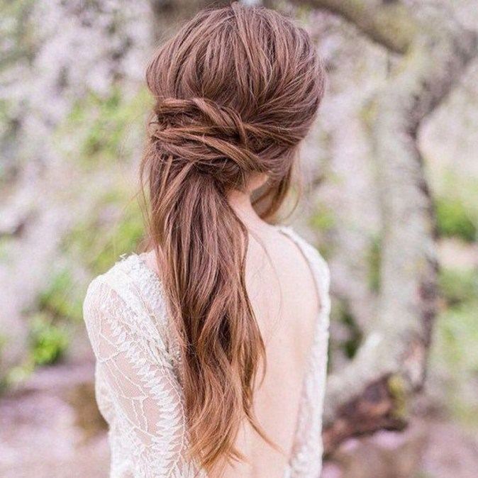 Popular Christmas Half Updos Ideas38