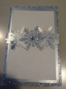 Popular Winter Wonderland Wedding Invitations Ideas08