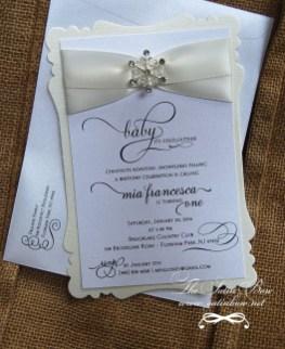 Popular Winter Wonderland Wedding Invitations Ideas23