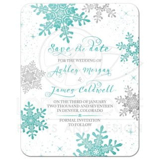 Popular Winter Wonderland Wedding Invitations Ideas24