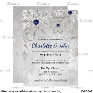 Popular Winter Wonderland Wedding Invitations Ideas29