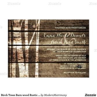 Romantic Rustic Winter Wedding Invitations Ideas25