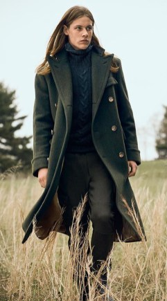 Stylish Emerald Coats Ideas For Winter06
