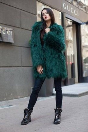 Stylish Emerald Coats Ideas For Winter08