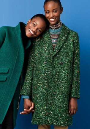 Stylish Emerald Coats Ideas For Winter09