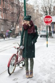 Stylish Emerald Coats Ideas For Winter21