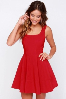 Awesome Dress Ideas For Valentines Day16
