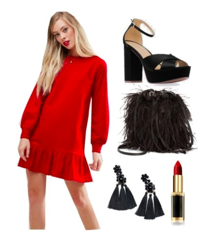 Awesome Dress Ideas For Valentines Day39