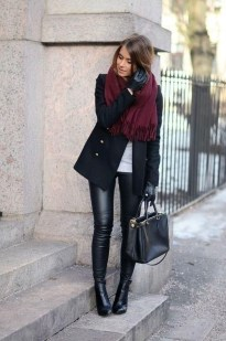 Best Winter Outfits Ideas With Leggings05