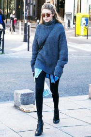 Best Winter Outfits Ideas With Leggings13