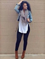 Best Winter Outfits Ideas With Leggings17