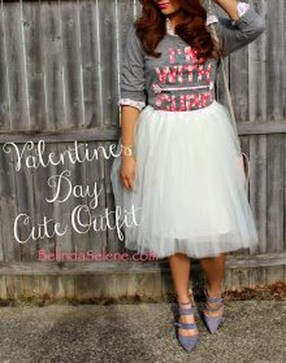 Classy Outfit Ideas For Valentine'S Day17