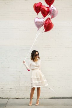 Classy Outfit Ideas For Valentine'S Day19