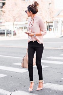 Classy Outfit Ideas For Valentine'S Day21