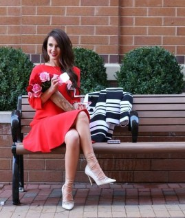 Classy Outfit Ideas For Valentine'S Day28