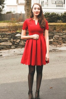 Classy Outfit Ideas For Valentine'S Day30