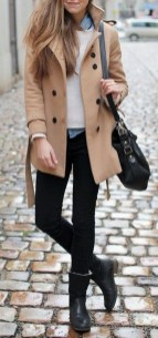Classy Winter Outfits Ideas For School28
