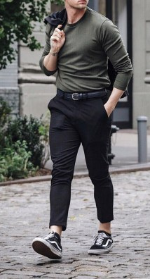 Elegant Men'S Outfit Ideas For Valentine'S Day23