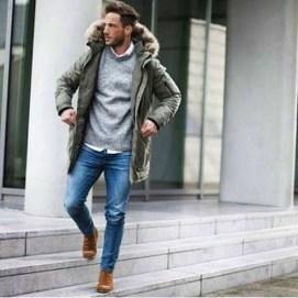 Elegant Mens Winter Style Ideas For 201923