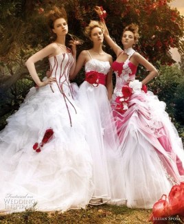 Elegant Wedding Dress Ideas For Valentines Day05