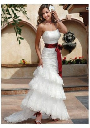 Elegant Wedding Dress Ideas For Valentines Day18