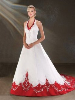 Elegant Wedding Dress Ideas For Valentines Day34
