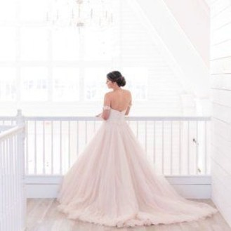 Elegant Wedding Dress Ideas For Valentines Day36