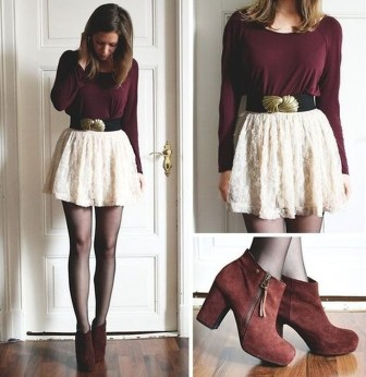 Extraordinary Winter Clothes Ideas For Teenage Girl08