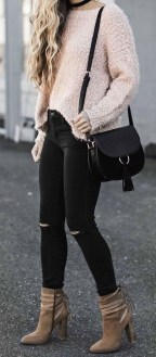 Extraordinary Winter Clothes Ideas For Teenage Girl22