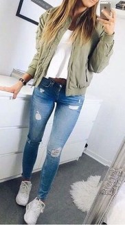 Extraordinary Winter Clothes Ideas For Teenage Girl23