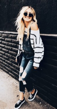 Extraordinary Winter Clothes Ideas For Teenage Girl27