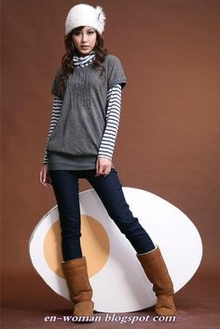 Extraordinary Winter Clothes Ideas For Teenage Girl46