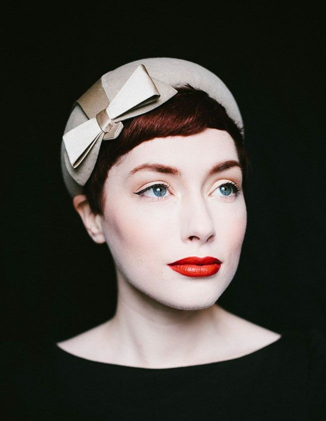 Fascinating Winter Hats Ideas For Women With Short Hair06