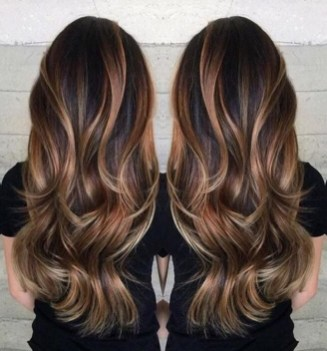 Fashionable Hair Color Ideas For Winter 201906