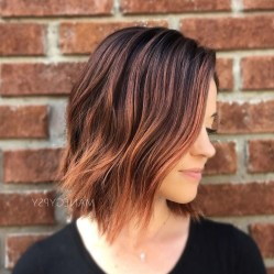 Fashionable Hair Color Ideas For Winter 201932