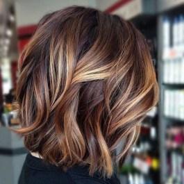 Fashionable Winter Hair Color Ideas30