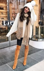 Flawless Winter Dress Outfits Ideas28