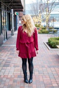 Inpiring Outfits Ideas For Valentines Day11