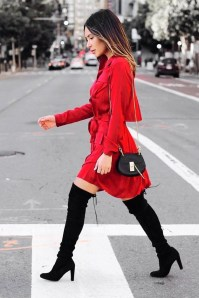 Inpiring Outfits Ideas For Valentines Day44