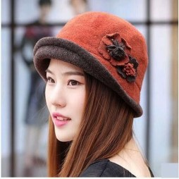 Lovely Winter Hats Ideas For Women03