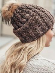 Lovely Winter Hats Ideas For Women14